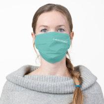 Endocrinologist Doctor Cloth Face Mask