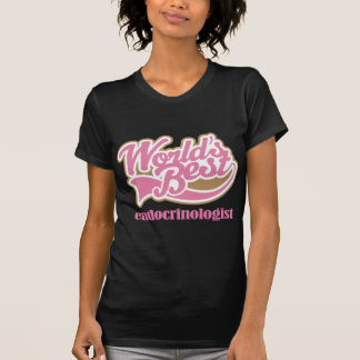 Endocrinologist Pink Gift T-shirt