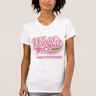 Endocrinologist Pink Gift Tshirts