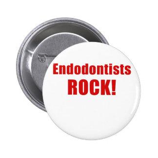 Endodontists Rock Button