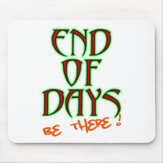 ENDOFDAYS2 MOUSE PADS