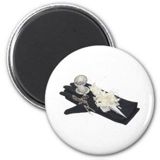 EndOfEvening081309 2 Inch Round Magnet