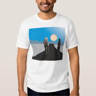 endofroad_2figures t shirt
