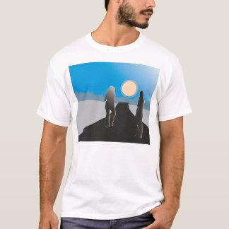 endofroad_2figures T-Shirt