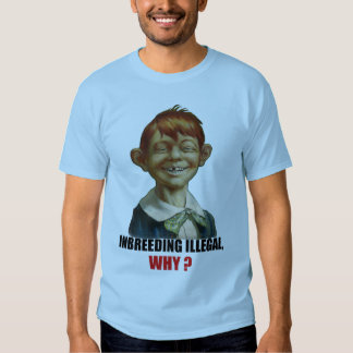 ¿Endogamia ilegal, por qué? Camisas