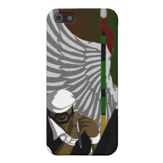 Endogenous Delineation iPhone 5 Covers