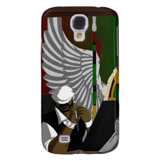 Endogenous Delineation Samsung Galaxy S4 Cover