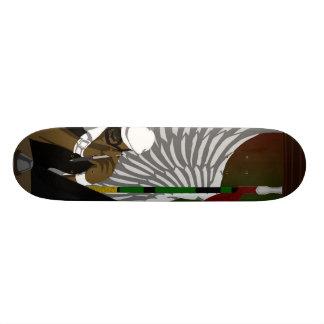 Endogenous Delineation Skateboards