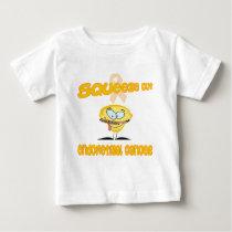 Endometrial Cancer Baby T-Shirt