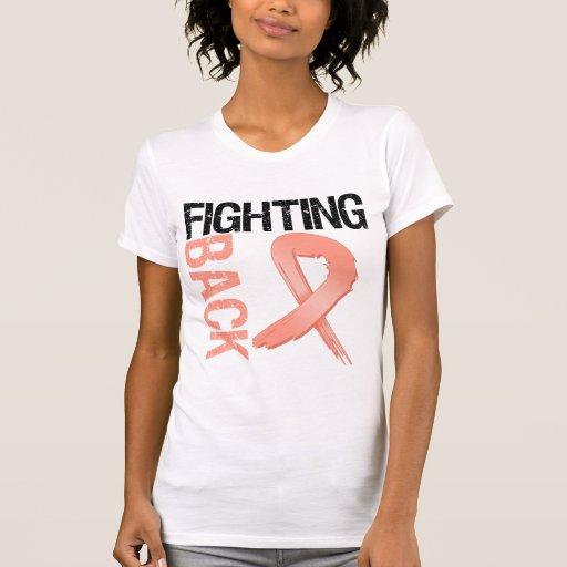 Endometrial Cancer Fighting Back Shirts
