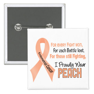 Endometrial Cancer For Every…..I Proudly Wear Peac Button