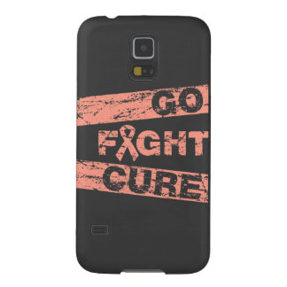 Endometrial Cancer Go Fight Cure Galaxy S5 Cover