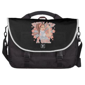 Endometrial Cancer Modern Rosie Fight Computer Bag
