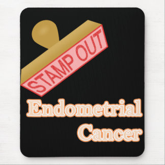 Endometrial Cancer Mouse Pad