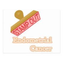 Endometrial Cancer Postcard