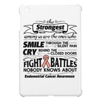 Endometrial Cancer Strongest Among Us iPad Mini Covers
