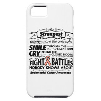 Endometrial Cancer Strongest Among Us iPhone SE/5/5s Case
