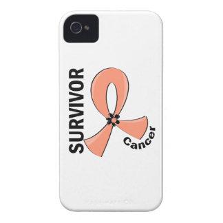 Endometrial Cancer Survivor 12 Case-Mate iPhone 4 Case