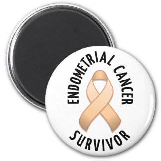 Endometrial Cancer Survivor Magnet