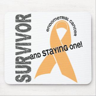 Endometrial Cancer Survivor Mouse Pad