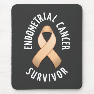 Endometrial Cancer Survivor Mousepad