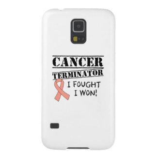 Endometrial Cancer Terminator Case For Galaxy S5