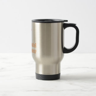 Endometrial Cancer Travel Mug