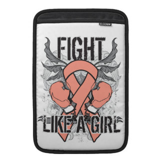 Endometrial Cancer Ultra Fight Like A Girl Sleeves For MacBook Air