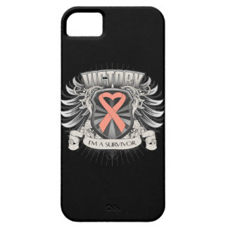 Endometrial Cancer Victory iPhone 5 Covers