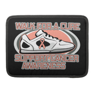 Endometrial Cancer Walk For A Cure Sleeves For MacBook Pro