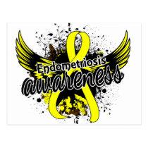 Endometriosis Awareness 16 Postcard