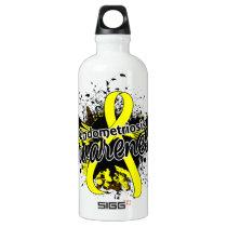Endometriosis Awareness 16 Water Bottle