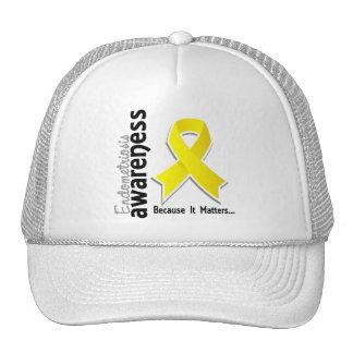 Endometriosis Awareness 5 Trucker Hat