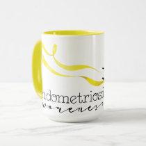 Endometriosis Awareness Combo Mug