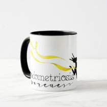 Endometriosis Awareness Combo Mug