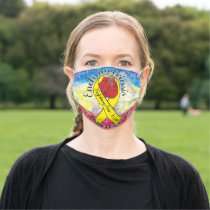 ENDOMETRIOSIS AWARENESS Face Mask