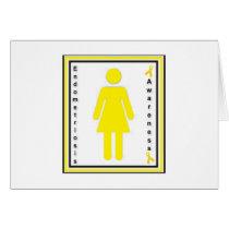 endometriosis awareness female