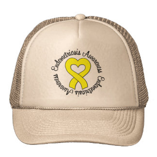 Endometriosis Awareness Trucker Hat