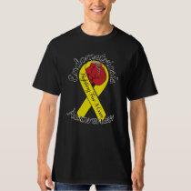 ENDOMETRIOSIS AWARENESS Men's Tall Hanes T-Shirt