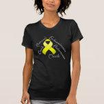 Endometriosis Awareness Month Dark Shirt
