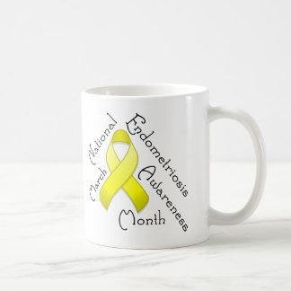 Endometriosis Awareness Month Mug