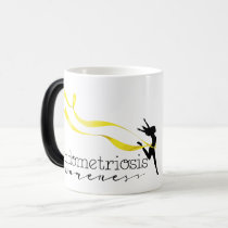 Endometriosis Awareness Morphing Mug