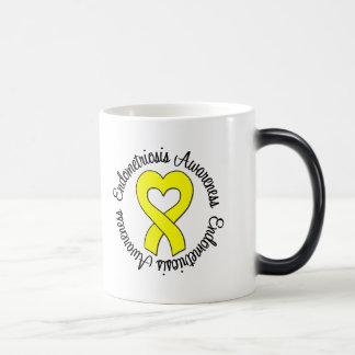 Endometriosis Awareness Coffee Mugs
