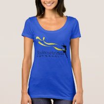 Endometriosis Awareness Scoop Neck T-Shirt