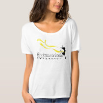 Endometriosis Awareness Slouchy Boyfriend T-Shirt