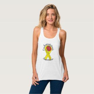 Endometriosis Awareness Women's Bella Tank Top