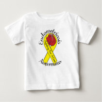 ENDOMETRIOSIS AWARNESS Baby Fine Jersey T-Shirt