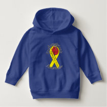 ENDOMETRIOSIS AWARNESS Toddler Pullover Hoodie