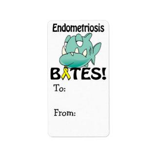 Endometriosis BITES Label