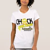 Endometriosis Chick Gone Yellow 2 T-Shirt
